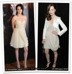Who Wore J. Mendel Better? Kristen Stewart or Melissa George
