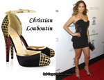 In Jennifer Lopez' Closet - Christian Louboutin Annees Folles 140 Pumps