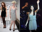 Runway To Concert - Selena Gomez In Alice + Olivia
