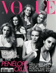 Meryl Streep, Julianne Moore, Gwyneth Paltrow, Kate Winslet, Naomi Watts, Penelope Cruz & Bono For Vogue Paris May 2010