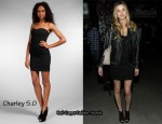 In Whitney Port's Closet - Charley 5.0 Cassiopeia Skinny Dress