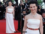 2010 Cannes Film Festival Closing Ceremony - Juliette Binoche