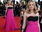 2010 Cannes Film Festival Closing Ceremony - Diane Kruger In Jason Wu