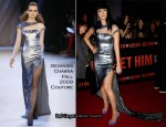 """Get Him To The Greek"" LA Premiere - Katy Perry In Georges Chakra Couture"