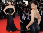 "2010 Cannes Film Festival: ""On Tour"" Premiere - Aishwarya Rai In Armani Privé"