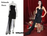 In Claire Cooper's Closet - Roksanda Ilincic Corset Dress