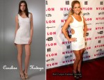 In Kristin Cavallari's Closet - Caroline Hedaya Cutout Dress