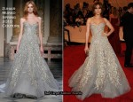 2010 Met Costume Institute Gala - Jennifer Lopez In Zuhair Murad Couture