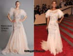 2010 Met Costume Institute Gala – Joy Bryant In Marchesa