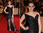2010 Met Costume Institute Gala – Kristen Stewart In Chanel Couture
