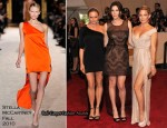 2010 Met Costume Institute Gala Red Carpet - Stella McCartney, Liv Tyler & Kate Hudson In Stella McCartney