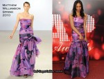 2010 British Soap Awards - Best Dressed