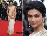 "2010 Cannes Film Festival: ""On Tour"" Premiere – Deepika Padukone In Rohit Bal"