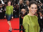 "2010 Cannes Film Festival: ""You Will Meet A Tall Dark Stranger"" Premiere - Evangeline Lilly In Emilio Pucci"
