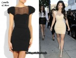 In Kim Kardashian's Closet - Camilla and Marc Simeon The Proud Dress