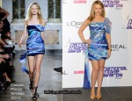 2010 National Movie Awards - Kylie Minogue In Emilio Pucci