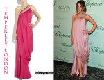 In Kate Beckinsale's Closet - Temperley London Diabolo Beaded Drape Gown