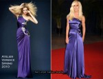 2010 White House Correspondents' Association Dinner – Donatella Versace In Atelier Versace