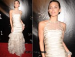2010 Gracie Awards - Annalynne McCord In Alice + Olivia