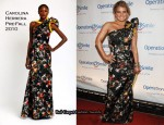Operation Smile Annual Gala - Jessica Simpson In Carolina Herrera
