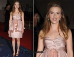 2010 White House Correspondents' Association Dinner - Scarlett Johansson In Miu Miu