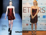 """Letters To Juliet"" Italy Premiere - Amanda Seyfried In Prabal Gurung"