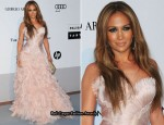 2010 amfAR's Cinema Against AIDS Gala - Jennifer Lopez In Roberto Cavalli Couture