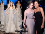 2010 White House Correspondents' Association Dinner – Anna Kendrick In Elie Saab Couture