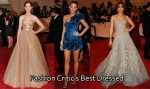 Met Costume Institute Gala Best & Worst Dressed