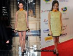 Los Angeles Brazilian Film Festival - Camilla Belle In Miu Miu