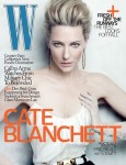 Cate Blanchett For W Magazine June 2010