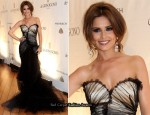 de Grisogono Dinner Party - Cheryl Cole In Roberto Cavalli & Julien Macdonald