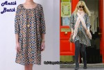 In Claudia Schiffer's Closet - Antik Batik Cristoba Dress