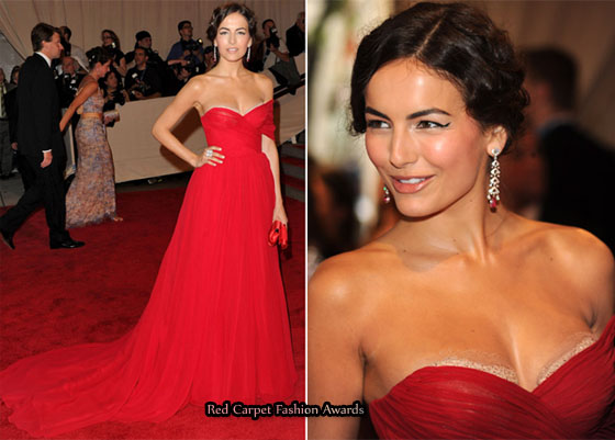camilla belle makeup. Camilla Belle looked stunning