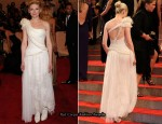 2010 Met Costume Institute Gala - Kirsten Dunst In Rodarte for Gap