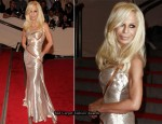 2010 Met Costume Institute Gala – Donatella Versace In Atelier Versace