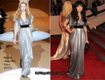 2010 Met Costume Institute Gala - Nicole Richie In Marc Jacobs