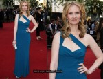 """Sex And The City 2″ London Premiere - Cynthia Nixon In Narciso Rodriguez"