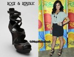 In Demi Lovato's Closet - Rock & Republic Paulina Heels