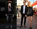 Chanel Resort 2011 Front Row - Diane Kruger In Chanel
