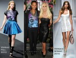 "The Art of Elysium ""Bright Lights"" with Versus - Joy Bryant In Versus & Donatella Versace In Versace"