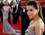 "2010 Cannes Film Festival: ""On Tour"" Premiere – Eva Longoria In Naeem Khan"