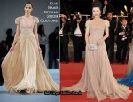 "2010 Cannes Film Festival: ""Chongqing Blues"" Premiere - Fan Bingbing In Elie Saab Couture"