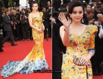 "2010 Cannes Film Festival: ""Robin Hood"" Premiere – Fan Bingbing In Dragon Robe by Laurence Hsu"