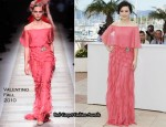 "2010 Cannes Film Festival: ""Chongqing Blues"" - Fan Bingbing In Valentino"