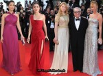 "2010 Cannes Film Festival: ""Il Gattopardo"" Premiere - Girls In Gucci"