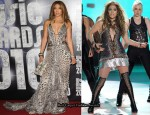 2010 World Music Awards - Jennifer Lopez In Roberto Cavalli