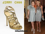 In Jennifer Lopez' Closet - Jimmy Choo 'Mercury' Sandals