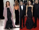 2010 Cannes Film Festival Closing Ceremony - Kate Beckinsale In Nina Ricci