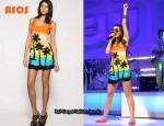 In Katy Perry's Closet - ASOS Sequin Sunset Vest Dress